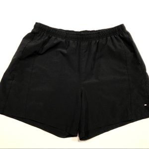 ☔️ 3/$15 BCG Womens Black Athletic Shorts Size XL